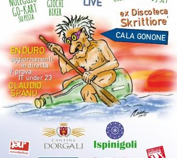 20° Motoraduno del Cannonau – 26 e 27 settembre 2015 Cala Gonone Dorgali