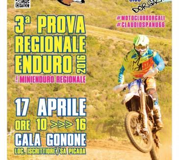3^ Prova Regionale Enduro 2016 & 2^ Prova MiniEnduro Regionale
