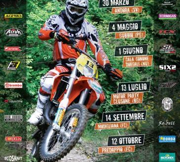 KTM Trofeo Enduro 2014 – 1° giugno 2014 Cala Gonone Dorgali