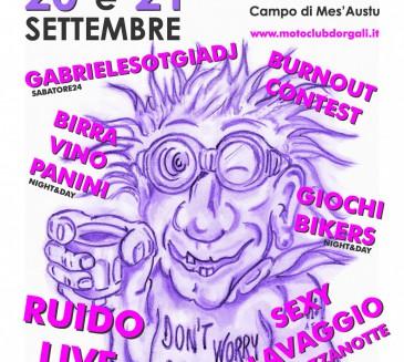 XIX Motoraduno del Cannonau – 20 e 21 settembre 2014