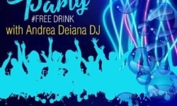 Fluo and Schiuma Party – Free Drink – 26 agosto 2017