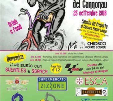 23° Motoincontro del Cannonau – 23 settembre 2018 Cala Gonone Dorgali