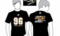 Anteprima T-Shirt MotoClub Dorgali 2016